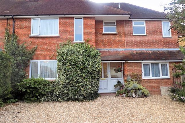 Thumbnail Semi-detached house for sale in Old Pasture Road, Frimley, Camberley