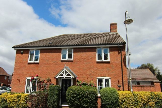 Thumbnail Detached house for sale in Ash Close, North Somerset