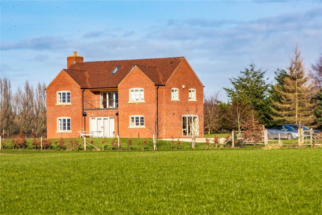 Thumbnail Detached house to rent in Kerswell Green, Kempsey, Worcester