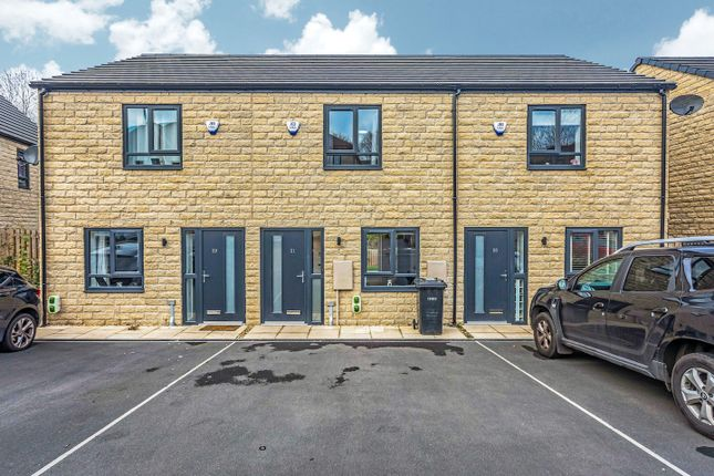 2 bed terraced house for sale in Beck View Way, Shipley BD18