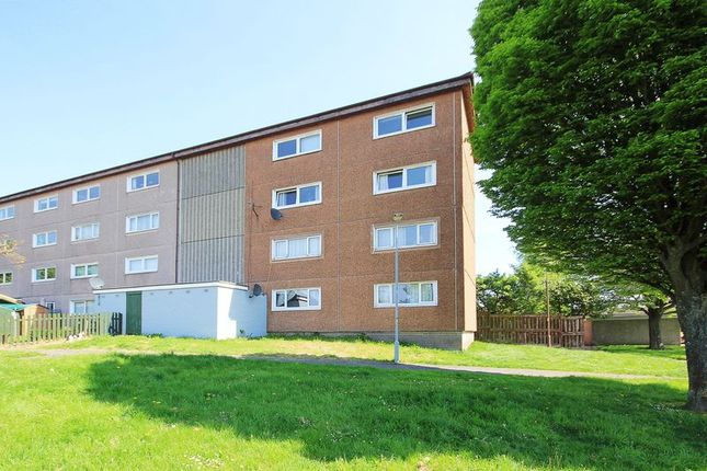 Rear Of Building of Don Drive, Craigshill, Livingston EH54