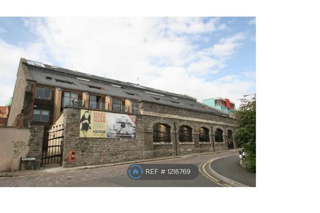 Thumbnail Flat to rent in The Refinery, Bristol