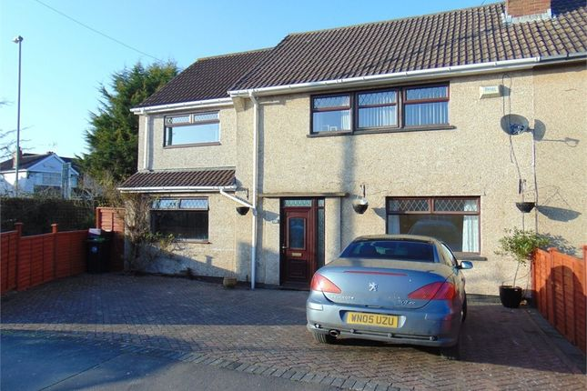 Thumbnail Semi-detached house for sale in Talbot Road, Brislington, Bristol