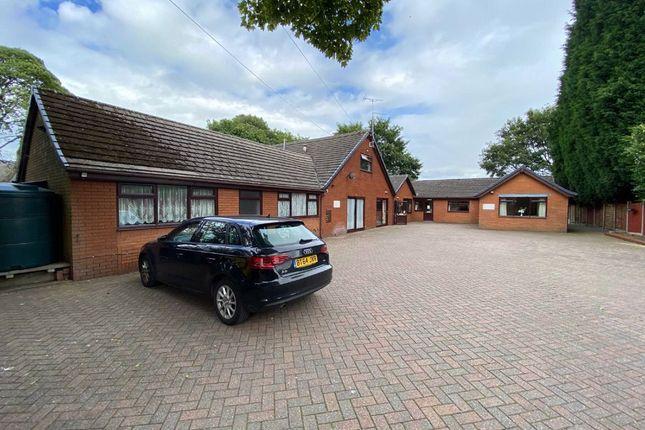 Thumbnail Land for sale in Fieldway, Blythe Bridge, Stoke-On-Trent