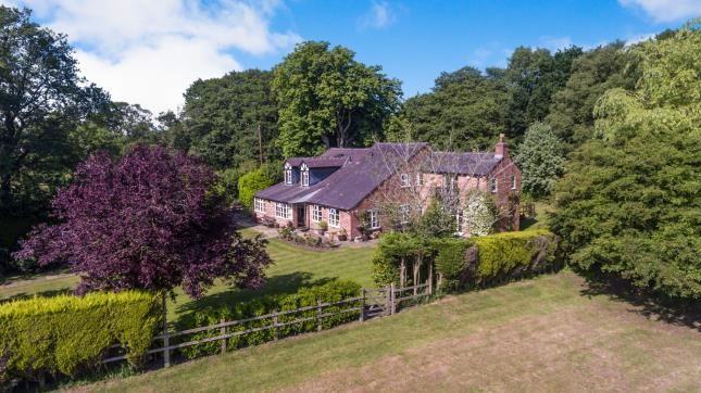 Thumbnail Detached house for sale in Gore Lane, Alderley Edge, Cheshire, Uk