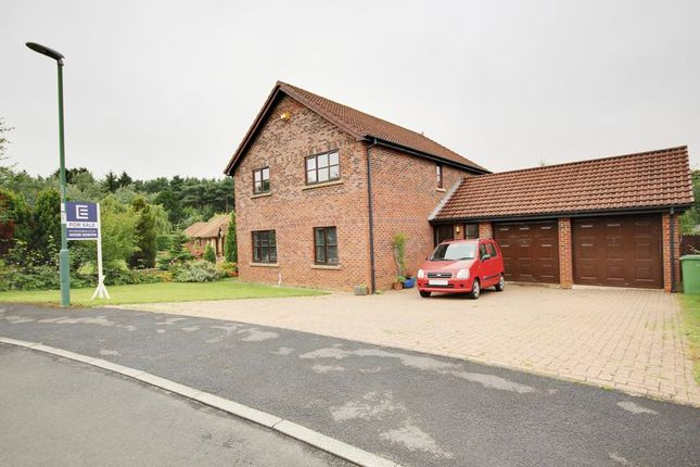 Thumbnail Detached house for sale in Acle Burn, Woodham, Newton Aycliffe