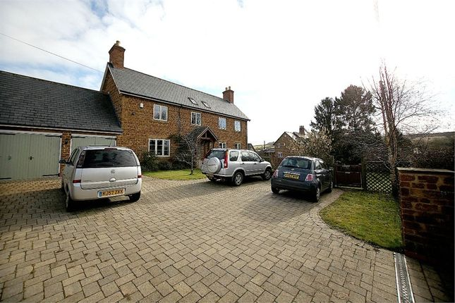 Thumbnail Detached house for sale in Waltham Road, Branston, Grantham, Leicestershire