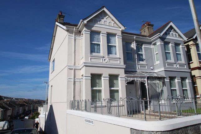 Thumbnail Maisonette to rent in Wolseley Road, Ford, Plymouth