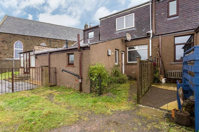 Thumbnail Terraced house for sale in Church Place, Crossgates, Fife