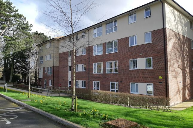 Thumbnail Flat to rent in Claremont Apartments, Hartlepool