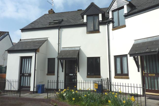 Thumbnail Flat to rent in Hollins Close, Chepstow