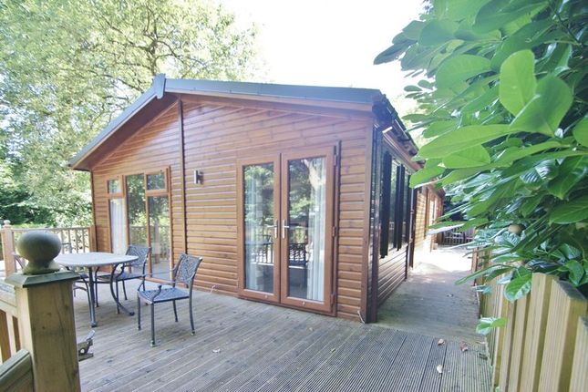 Mobile/park home for sale in Fallbarrow Holiday Park, Rayrigg Road, Windermere