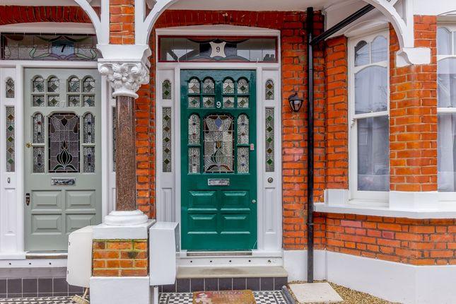 Thumbnail Terraced house for sale in Normanton Avenue, London, London