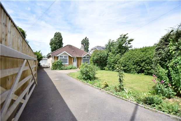 Thumbnail Detached bungalow for sale in Beech Road, Saltford, Bristol