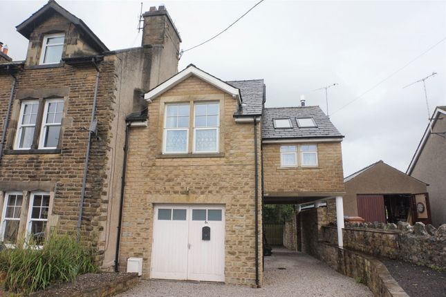 Thumbnail End terrace house for sale in Lower Bentham, Lancaster