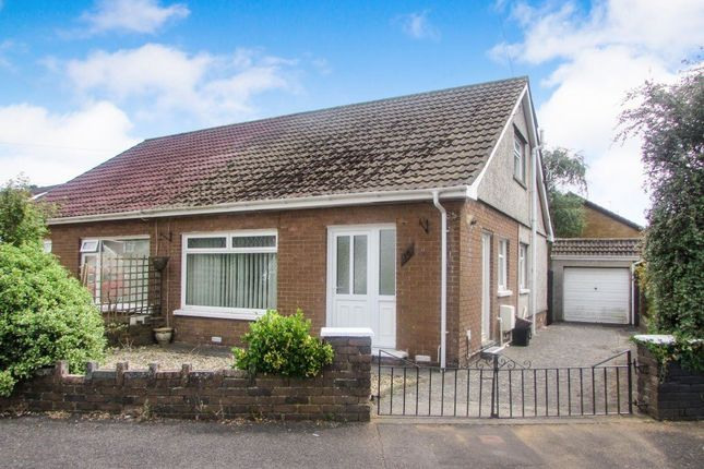 Thumbnail Bungalow to rent in Heol Croesty, Pencoed, Bridgend