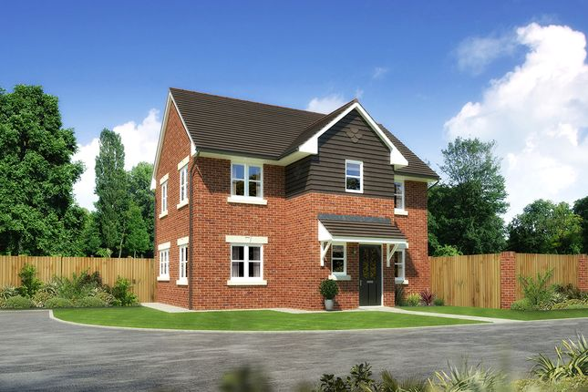 """Thumbnail Detached house for sale in """"Westwood"""" at Palladian Gardens, Hooton Road, Hooton, Wirral"""