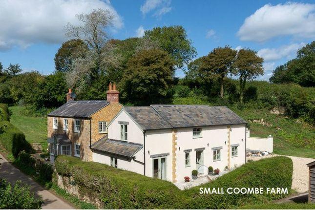 Thumbnail Detached house for sale in Shipton Gorge, Bridport, Dorset