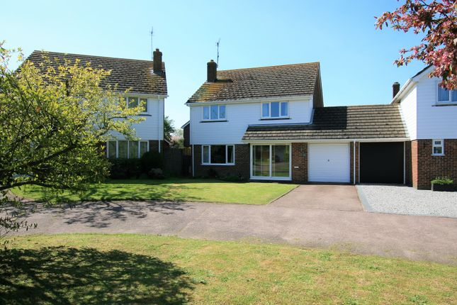Detached house for sale in Mountbatten Way, Ashford, Kent