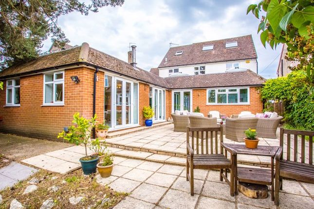 Thumbnail Detached house for sale in Verney Road, Winslow, Buckingham