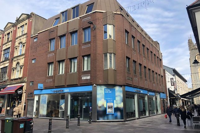Thumbnail Office to let in Oliver House, Office Accommodation, High Street, Cardiff