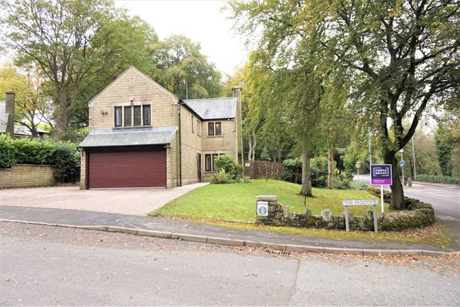 Thumbnail Detached house for sale in The Paddock, Oldham