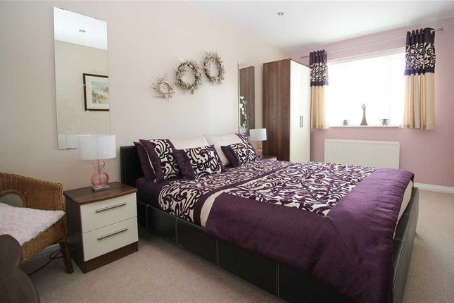 Bedroom Two of Goldthorpe Close, Cramlington NE23