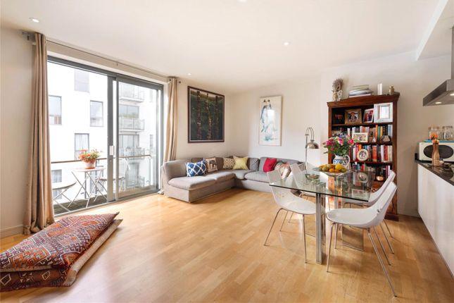 Thumbnail Flat for sale in Yvon House, Alexandra Avenue, Battersea, London