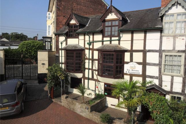 Thumbnail Terraced house for sale in The Bank Cottage, Newtown, Powys