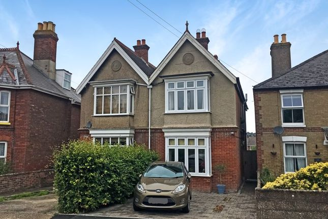 Thumbnail Semi-detached house to rent in Adelaide Grove, East Cowes