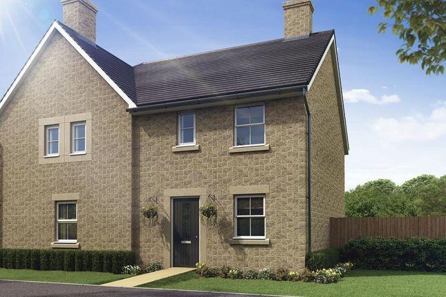 "3 bedroom semi-detached house for sale in ""Folkesbridge"" at Burlow Road, Harpur Hill, Buxton"