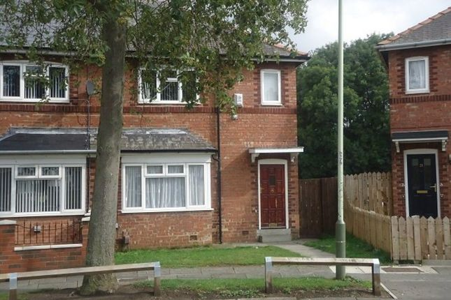 Thumbnail Semi-detached house to rent in Shakespeare Road, Darlington