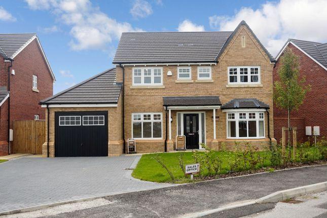Thumbnail Detached house for sale in Wheatfields Road, Inskip, Preston