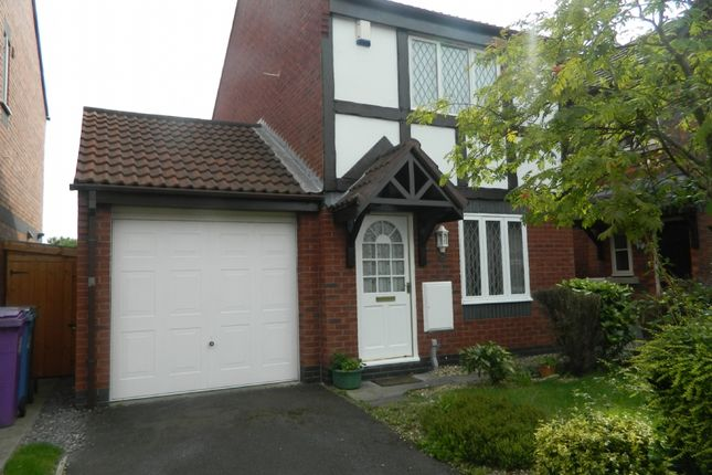 Thumbnail Detached house to rent in Foxhunter Drive, Aintree, Liverpool