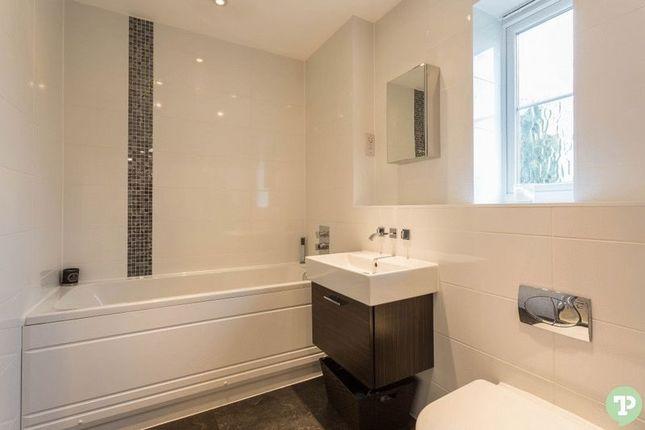 Stylish En Suite of Pixey Close, Yarnton, Kidlington OX5