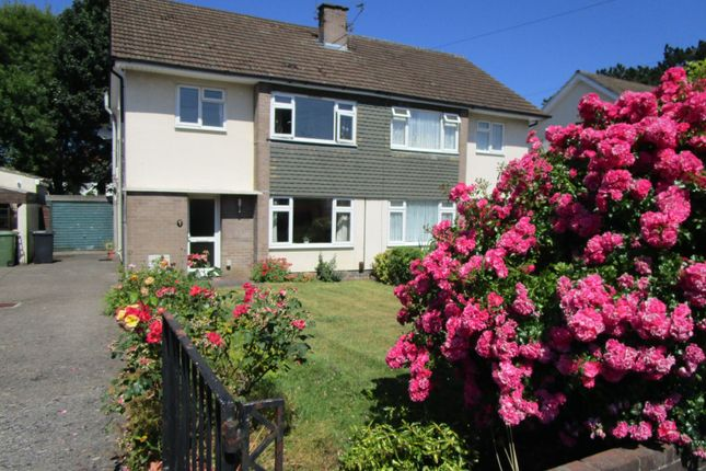 Thumbnail Semi-detached house to rent in Farne Close, Bristol
