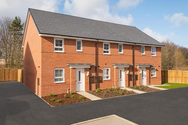 """Thumbnail Terraced house for sale in """"Ashington"""" at Magna Road, Canford"""