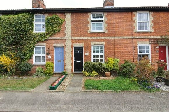 Thumbnail Terraced house for sale in Belvedere Road, Ipswich