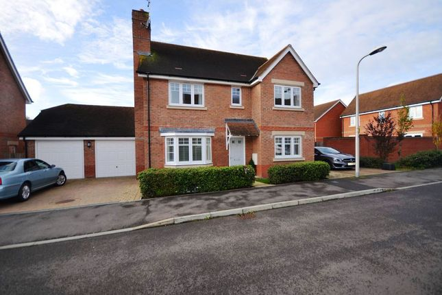 Thumbnail Detached house to rent in Carina Drive, Wokingham