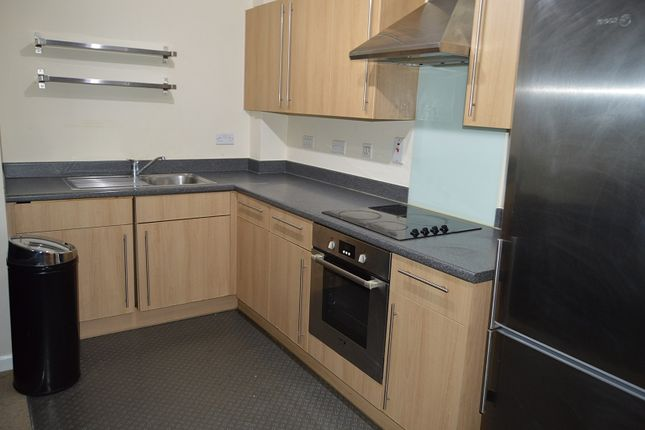 Kitchen of Foundry Court, Mill Street, Slough, Berkshire. SL2