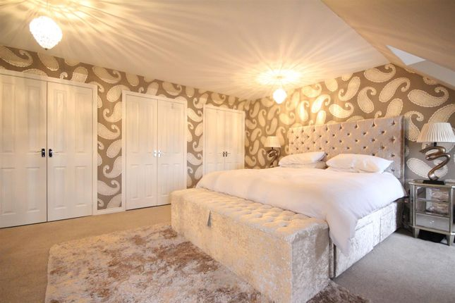 Master Bedroom of Cooper Crescent, Ferniegair, Hamilton ML3