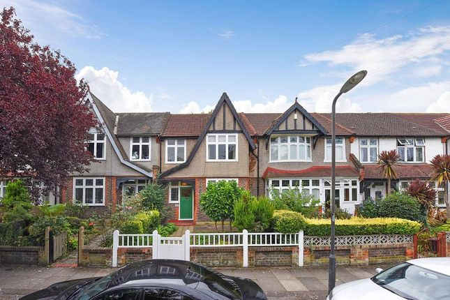 Thumbnail Terraced house for sale in Ridge Road, Mitcham