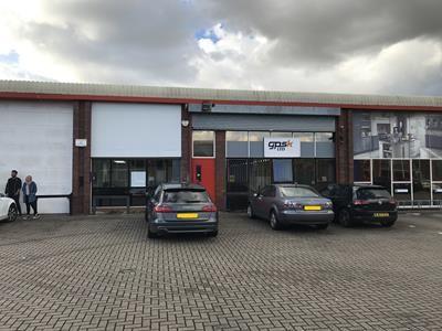Thumbnail Office for sale in 64 Werrington Business Centre, Papyrus Road, Werrington, Peterborough