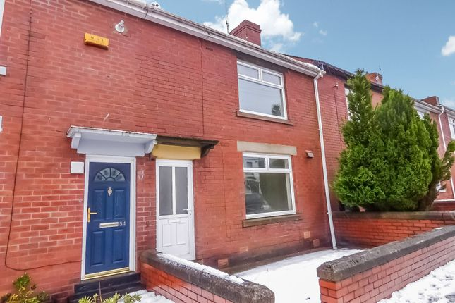 Thumbnail Terraced house to rent in Front Street, Leadgate, Consett