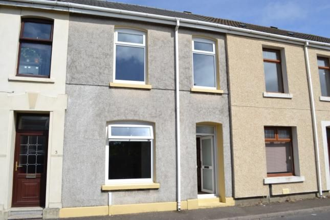 Thumbnail Terraced house to rent in Bryn Place, Llanelli