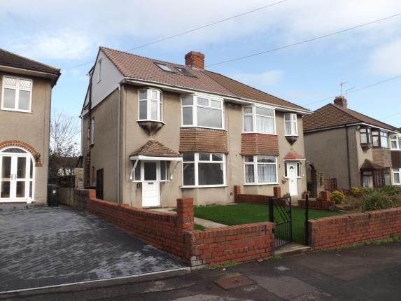 Thumbnail Semi-detached house for sale in Conygre Road, Filton, Bristol, City Of Bristol
