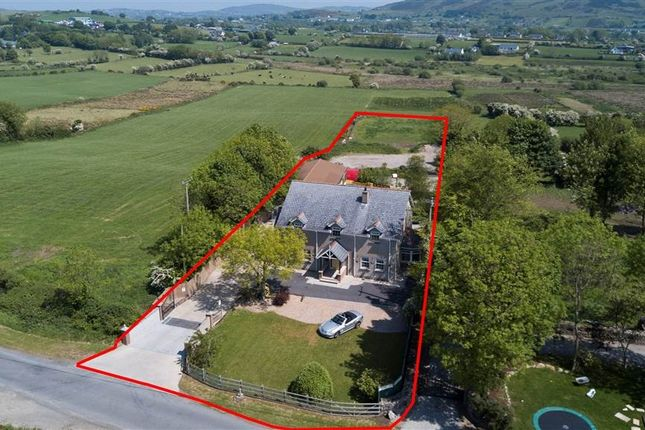 Thumbnail Detached house for sale in Old Road, Killeavy, Newry