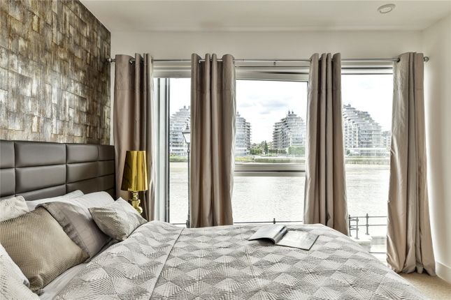 Thumbnail Property for sale in Riverwalk Apartments, 5 Central Avenue, London