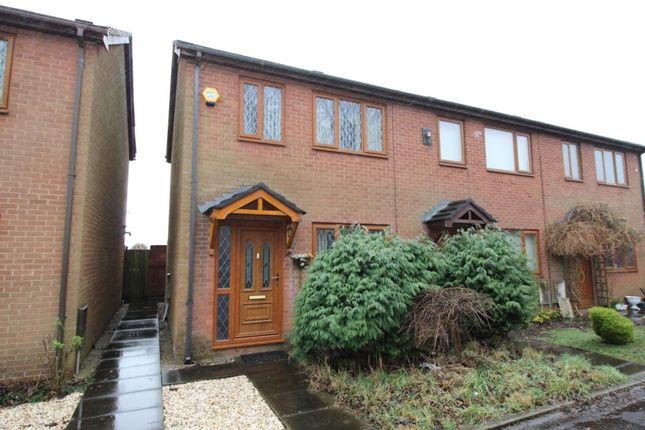 Thumbnail Semi-detached house to rent in Sandon Terrace, Sandon Street, Blackburn