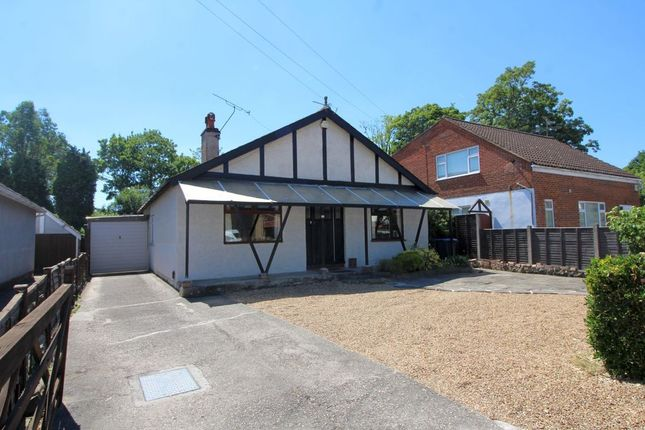 Thumbnail Bungalow for sale in Pooley Green Road, Egham